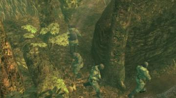 Скриншот Metal Gear Solid 3: Snake Eater