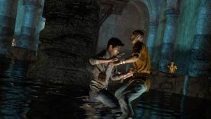 миниатюра скриншота Uncharted: Drake's Fortune