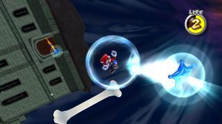 Скриншоты  игры Super Mario Galaxy