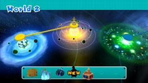 миниатюра скриншота Super Mario Galaxy 2