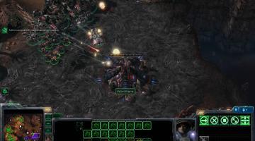Скриншот StarCraft 2: Wings of Liberty
