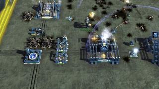 Скриншоты  игры Supreme Commander 2
