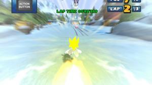 миниатюра скриншота Sonic & SEGA All-Stars Racing