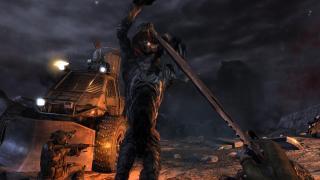 Скриншоты  игры Metro 2033