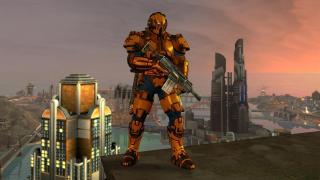 Скриншоты  игры Crackdown 2