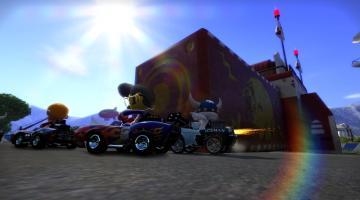 Скриншот ModNation Racers (2010)