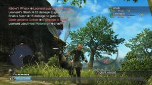 миниатюра скриншота White Knight Chronicles
