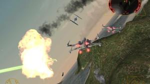 миниатюра скриншота Star Wars Rogue Leader: Rogue Squadron 2