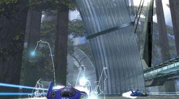 Скриншот F-Zero GX