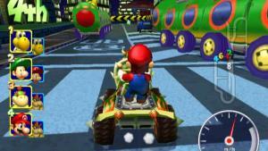 миниатюра скриншота Mario Kart: Double Dash!!