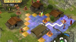 Скриншоты  игры Fire Emblem: Path of Radiance