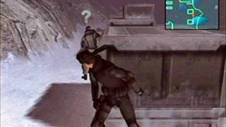 Скриншот Metal Gear Solid: The Twin Snakes