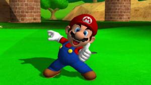 миниатюра скриншота Mario Golf: Toadstool Tour