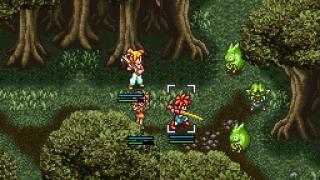 Скриншоты  игры Chrono Trigger
