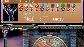 Скриншот Castlevania: Dawn of Sorrow