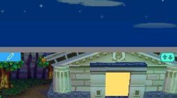 Скриншот Animal Crossing: Wild World