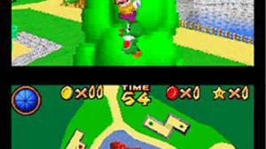 миниатюра скриншота Super Mario 64 DS