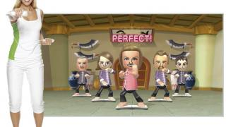 Скриншоты  игры Wii Fit Plus