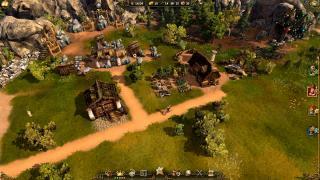 Скриншот Settlers 7: Paths to a Kingdom, the