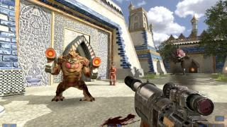 Скриншоты  игры Serious Sam HD: The Second Encounter