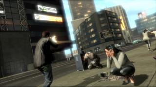 Скриншоты  игры APB