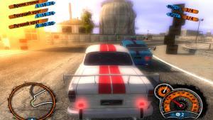 миниатюра скриншота Soviet Autosport Racing Show