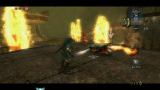 Скриншоты  игры Legend of Zelda: Twilight Princess, the