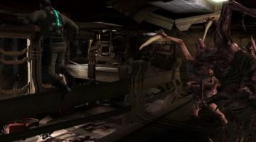 Скриншот Dead Space: Extraction