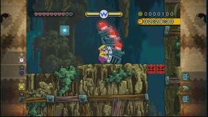 миниатюра скриншота Wario Land: Shake It!