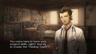 Скриншоты  игры Trauma Center: New Blood