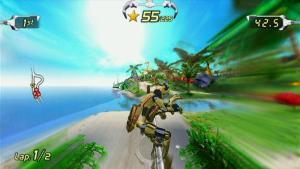 миниатюра скриншота Excitebots: Trick Racing