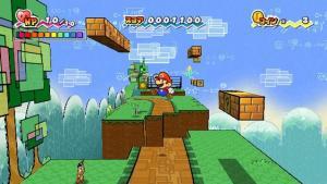 миниатюра скриншота Super Paper Mario