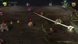 миниатюра скриншота Mario Strikers Charged