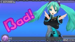 миниатюра скриншота Hatsune Miku: Project Diva