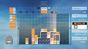 миниатюра скриншота Lumines: Puzzle Fusion