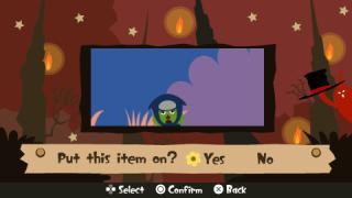 Скриншот LocoRoco Midnight Carnival