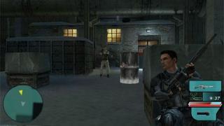 Скриншот Syphon Filter: Logan's Shadow
