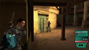 миниатюра скриншота Syphon Filter: Logan's Shadow