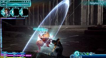 Скриншот Crisis Core: Final Fantasy 7