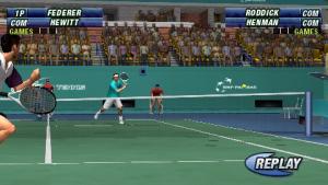 миниатюра скриншота Virtua Tennis: World Tour