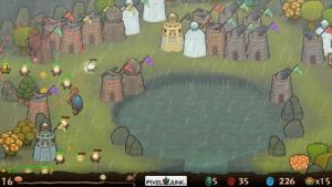 миниатюра скриншота PixelJunk Monsters