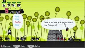 миниатюра скриншота Patapon