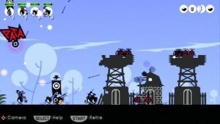 Скриншоты  игры Patapon