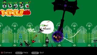 Скриншоты  игры Patapon 2