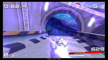 Скриншот Wipeout Pure