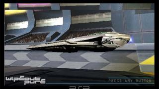 Скриншоты  игры Wipeout Pure