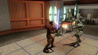 Скриншот Star Wars: Knights of the Old Republic