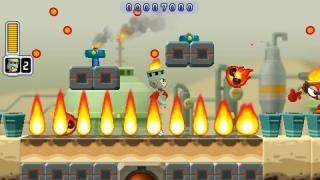 Скриншот Mega Man Powered Up