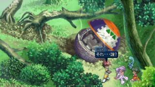 Скриншоты  игры Tales of Eternia