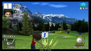 миниатюра скриншота Hot Shots Golf: Open Tee